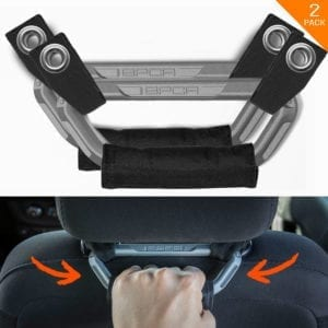 GP Jeep headrest grab handle by GPCA